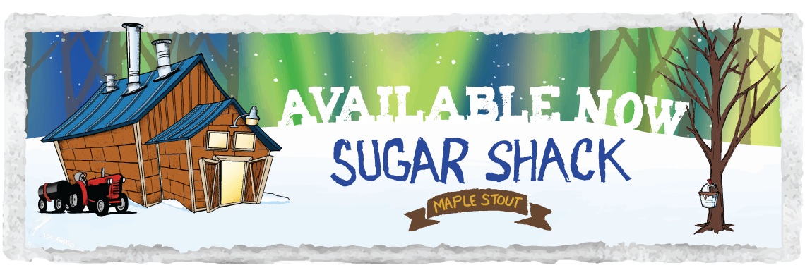 Sugar Shack Available Now
