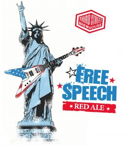 Free Speech Red Ale