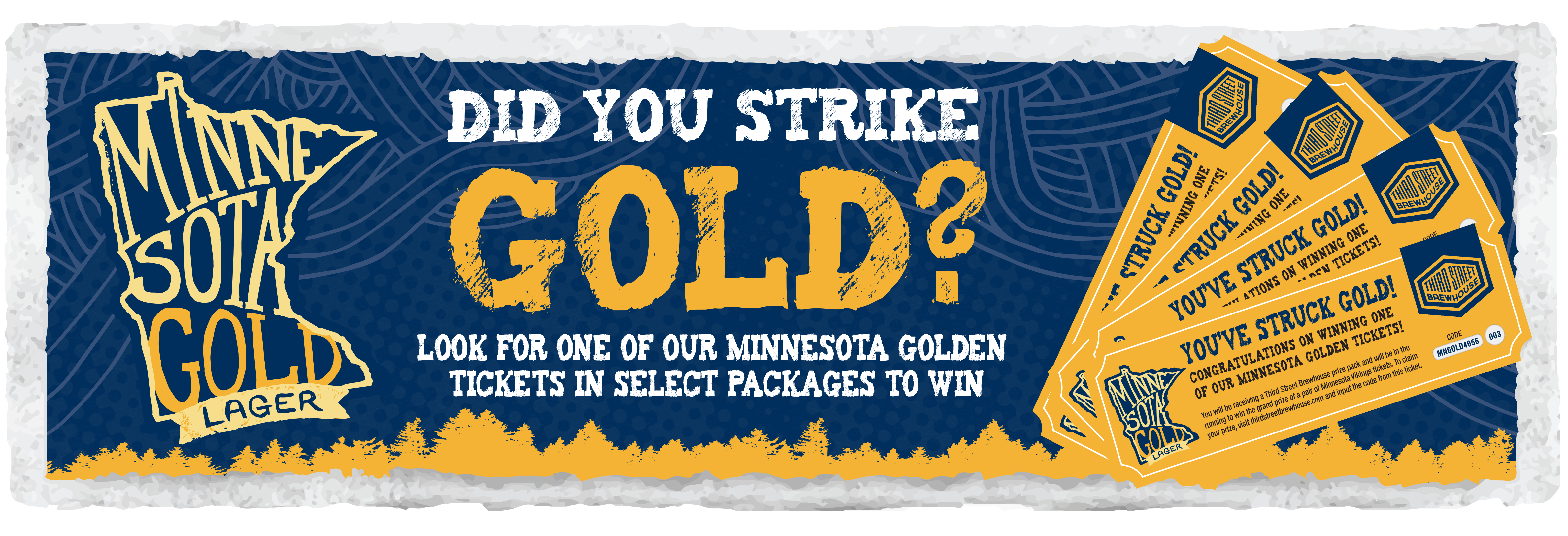 MN Gold Ticket Now Running